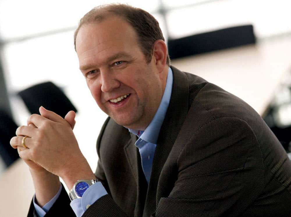 Rogers CEO Guy Laurence 2