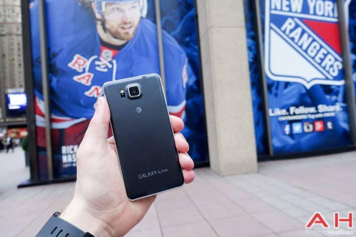 Deal: Samsung Galaxy Alpha – $259