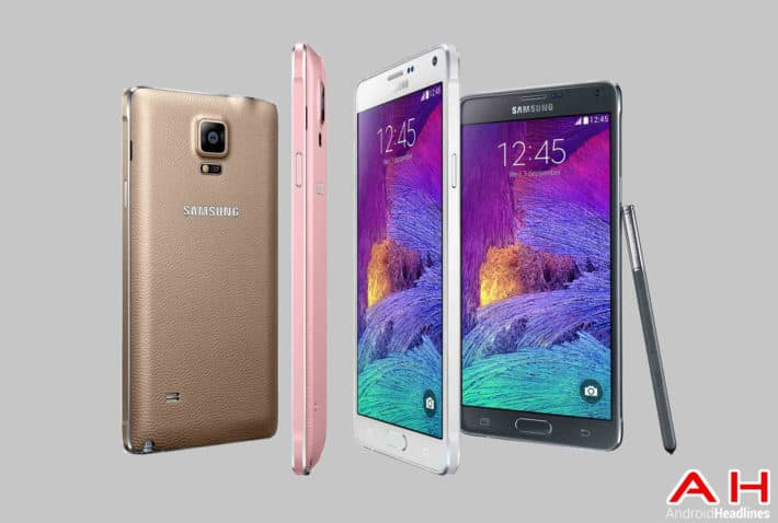 Report: Samsung Galaxy Note 4 Sells 4.5 Million in First Month, Good Momentum