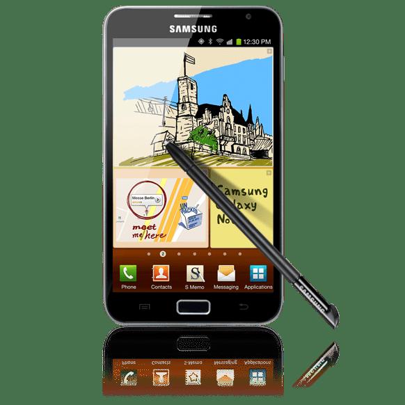 Samsung Galaxy Note original 1