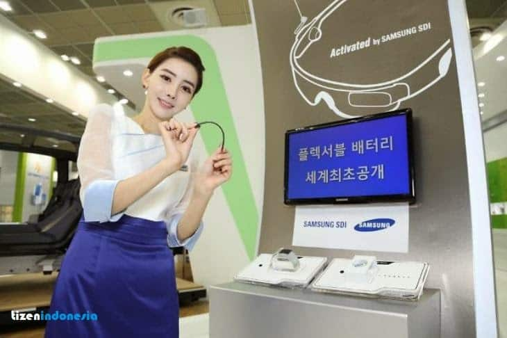 Samsung's Flexible Battery InterBattery 2014_2