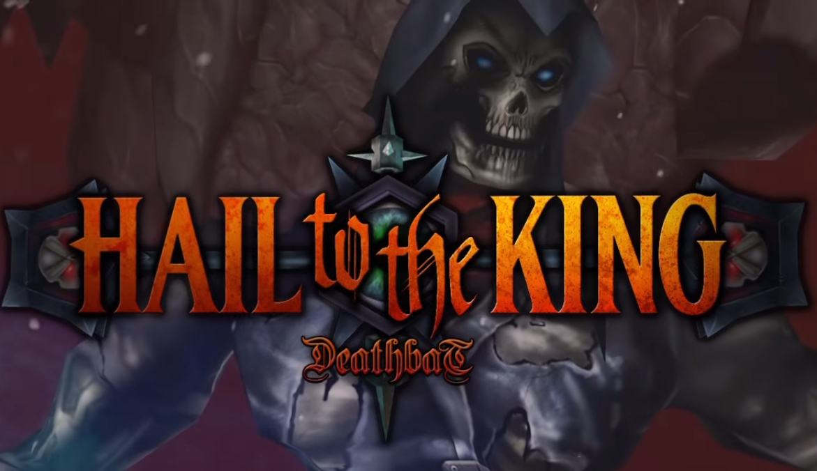 Hail to the King: deathbat