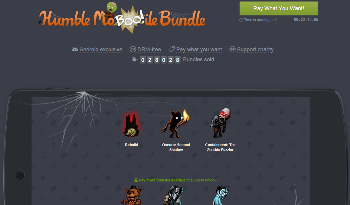Humble Mobooile! Bundle
