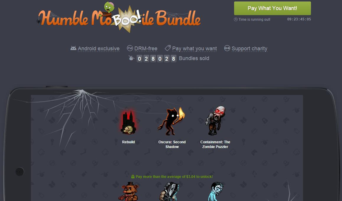 Humble Mobooile! Bundle
