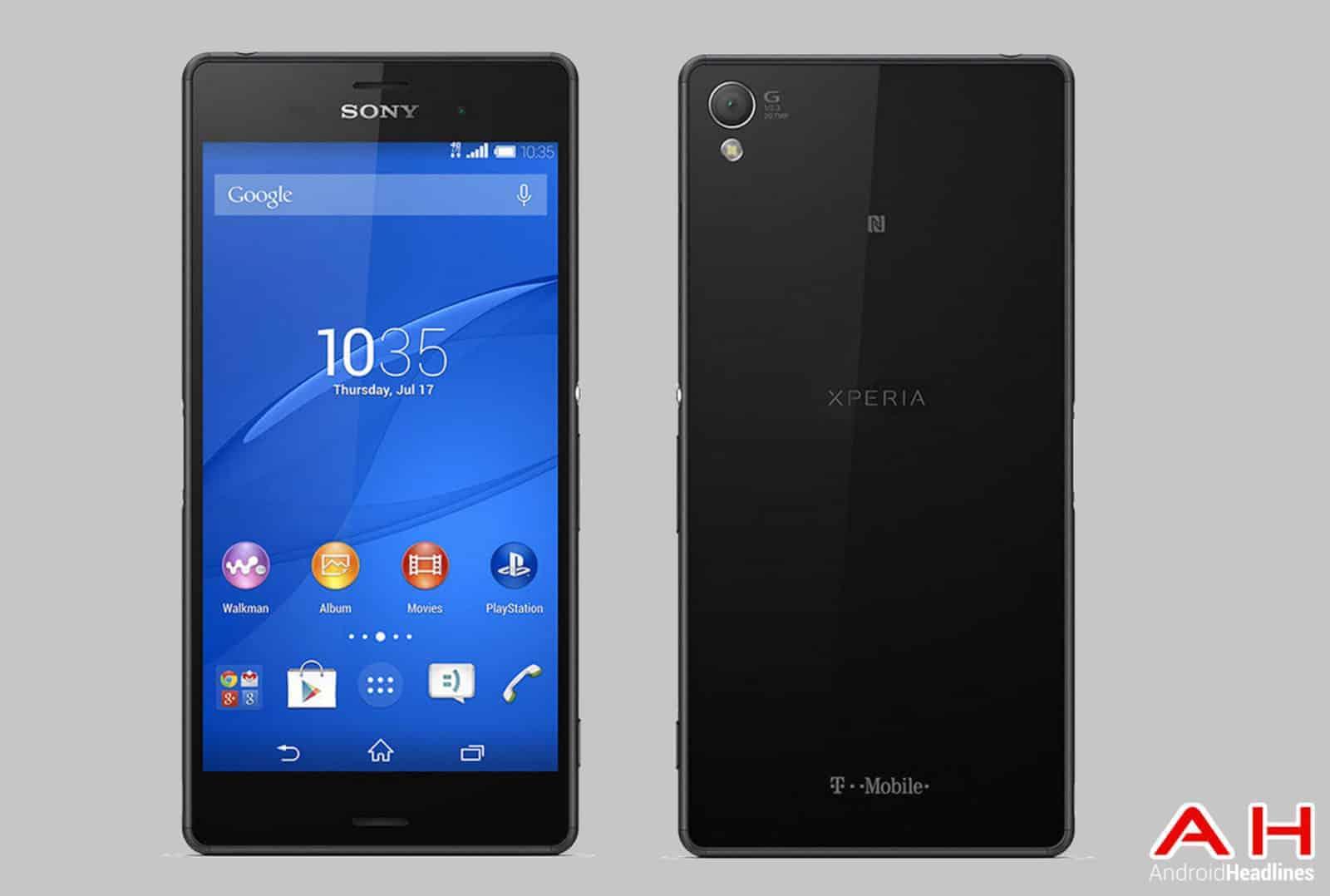 Sony Xperia Z3 AH