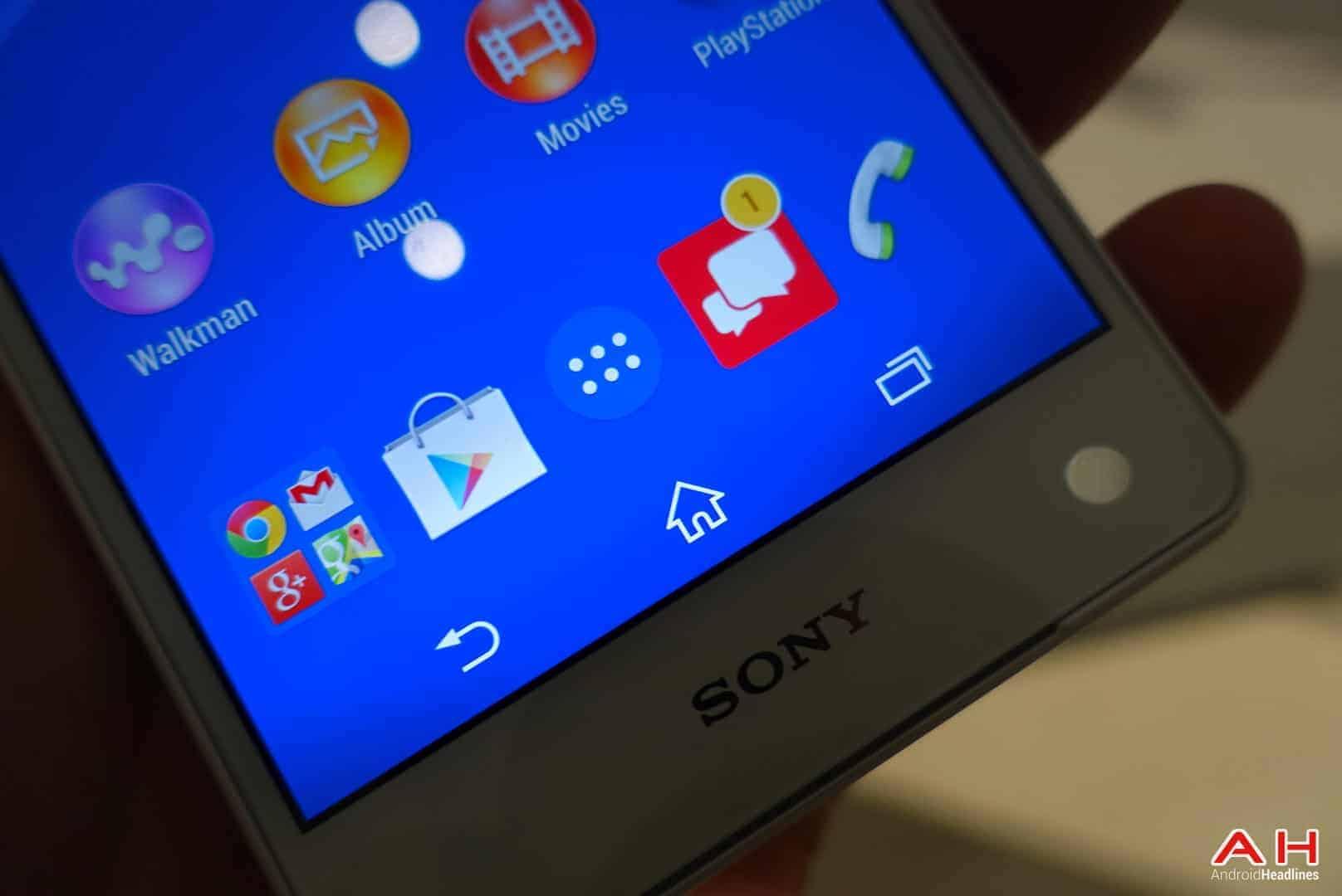 Sony Xperia Z3V AH 25