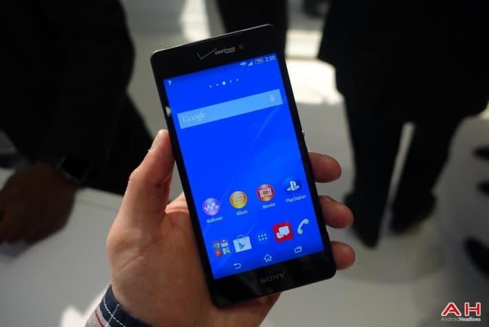 Sony Xperia Z3V AH 7