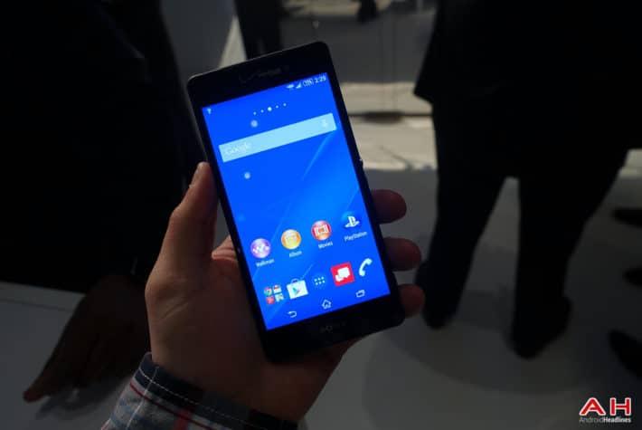 Sony Xperia Z3v AH 5