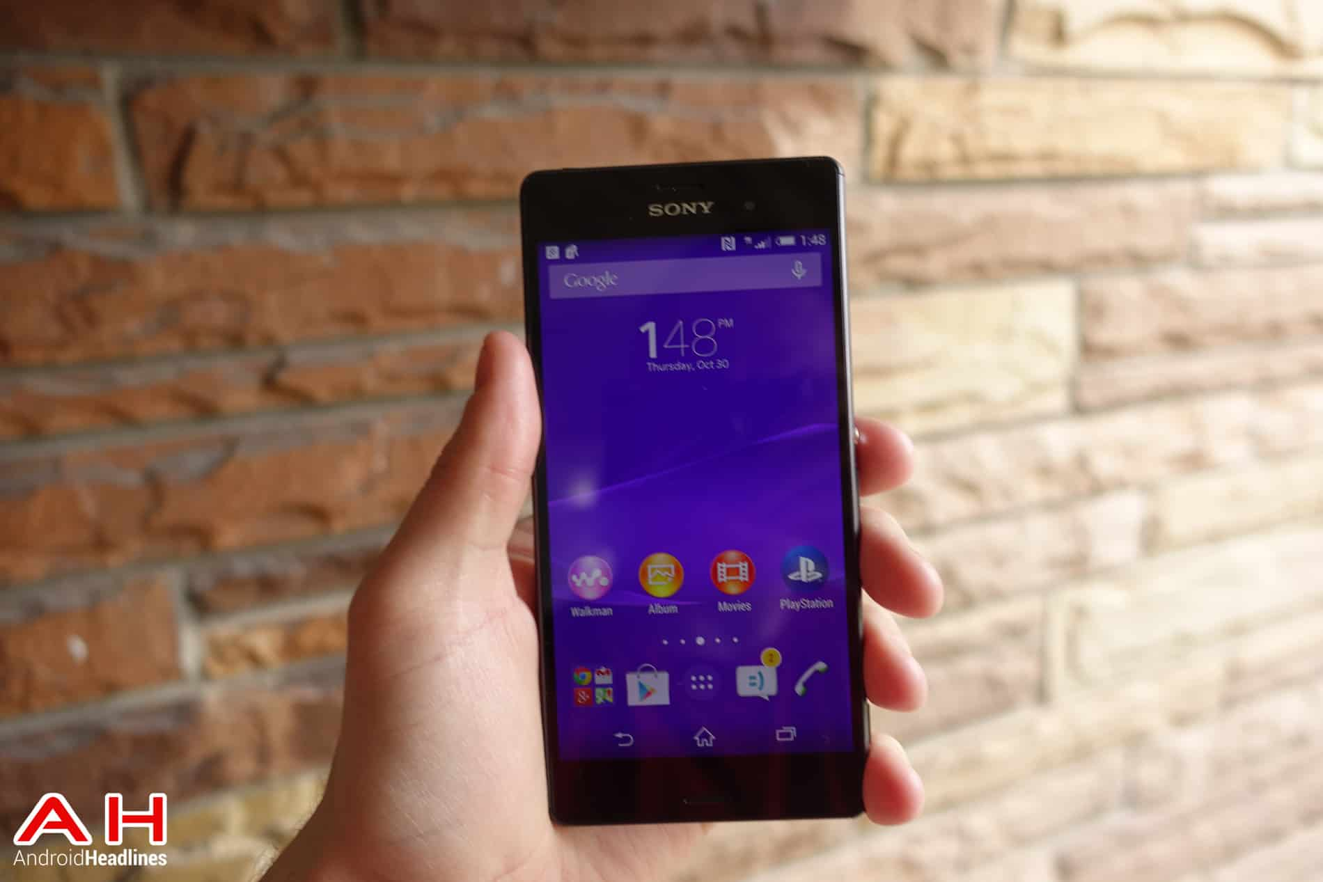 T mobile Xperia Z3 AH 21