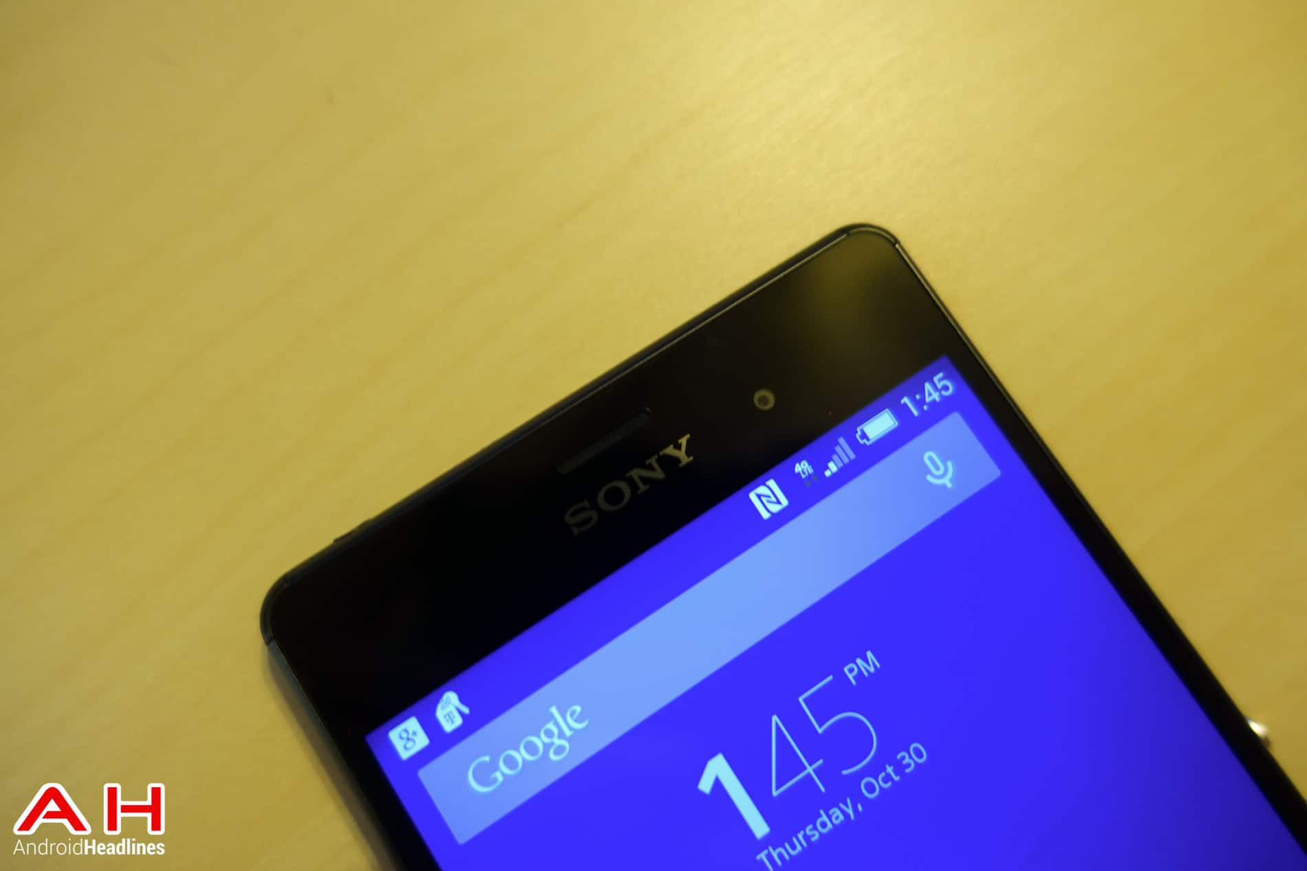 T mobile Xperia Z3 AH 6