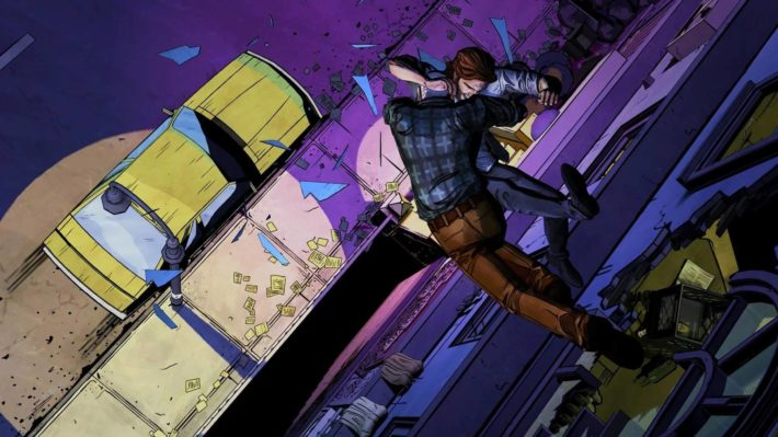 TellTale Games Launches The Wolf Among Us Onto The Play Store