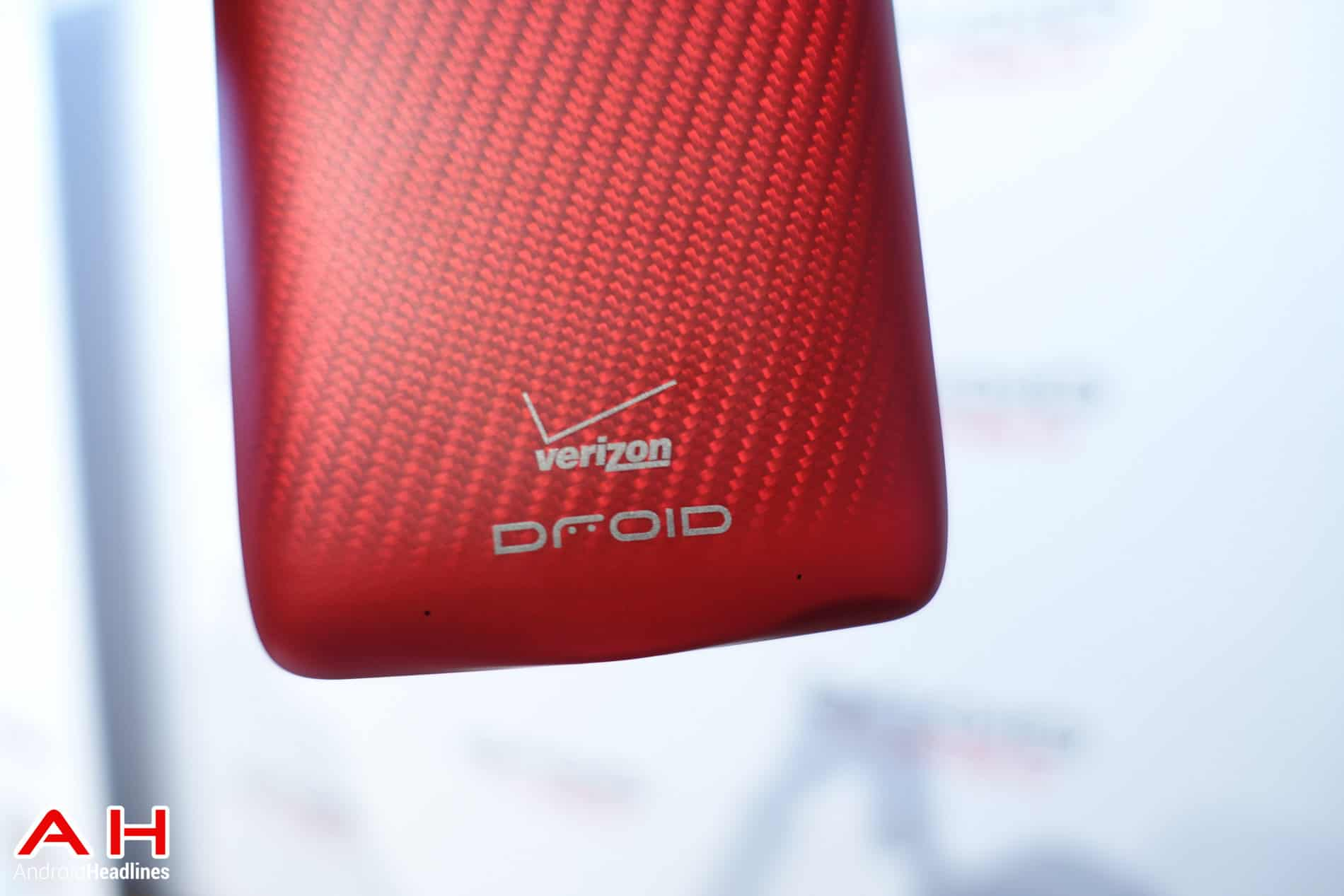 Verizon DROID Turbo AH 5