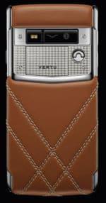 Vertu Bentley Phone Front in Case