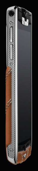 Vertu Bentley Phone Right Side