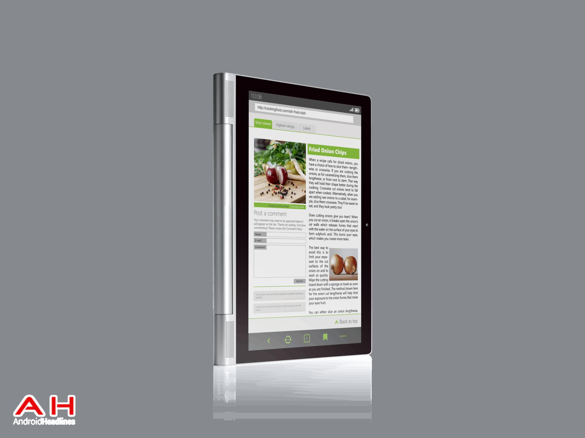 Yoga Tablet 2 Pro 6