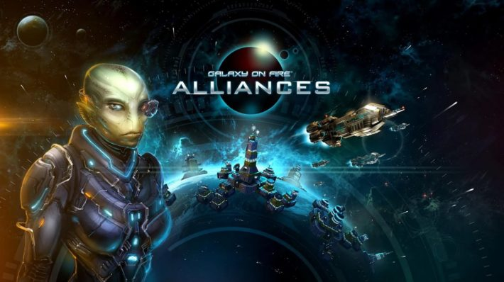 Galaxy on Fire Alliances Released: Beautiful MMO Strategy Game