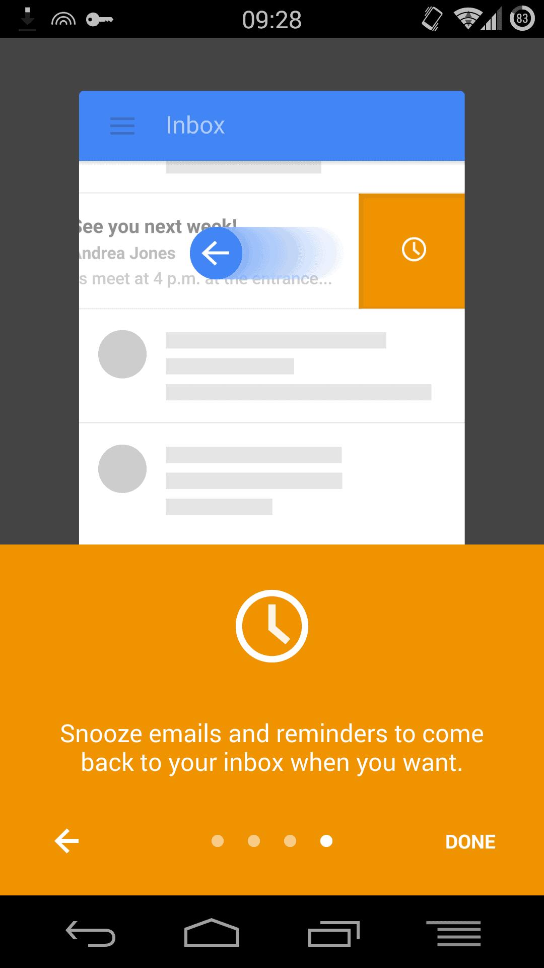 Inbox Desktop App