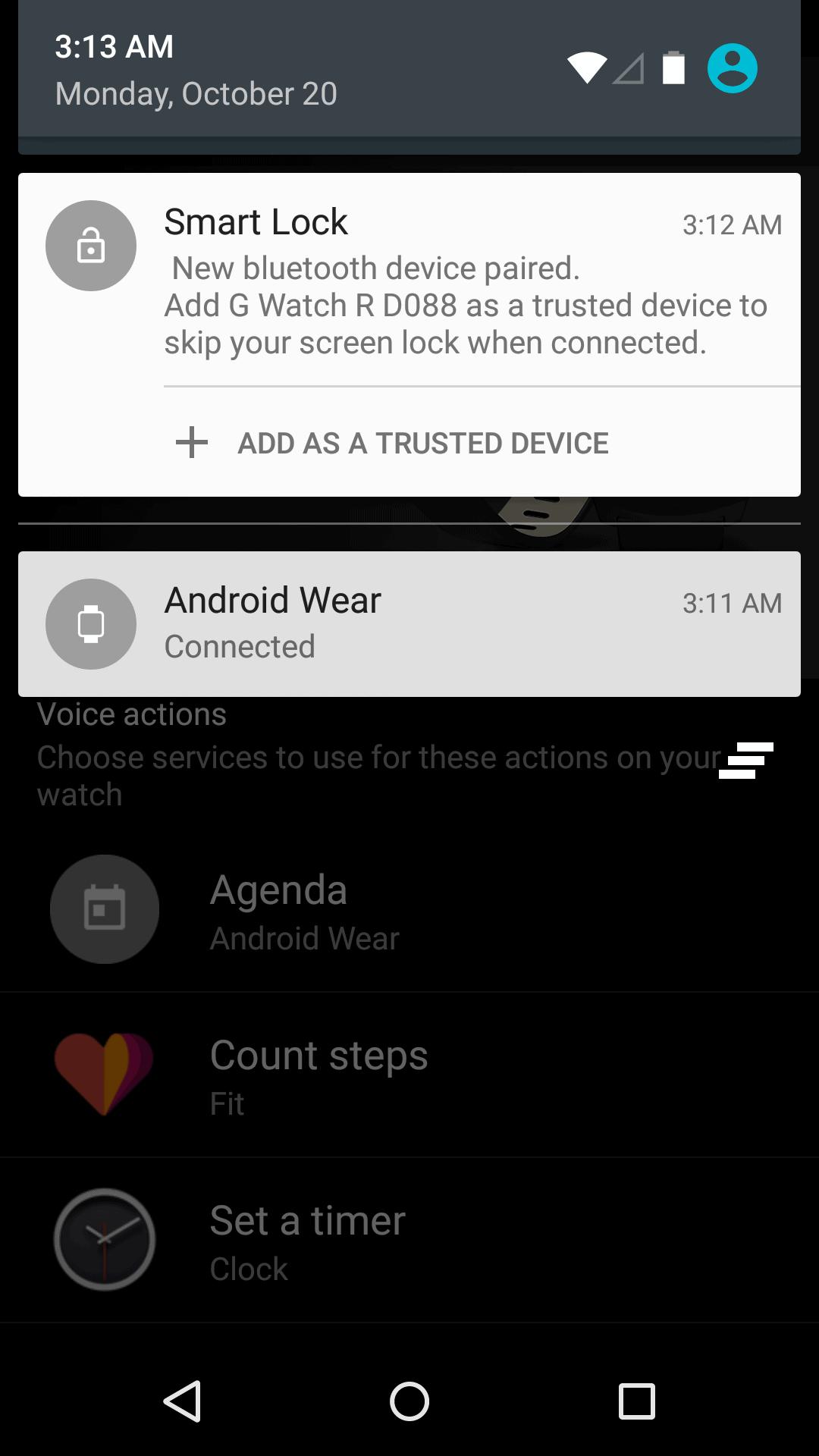 lollipop smart lock screensaver2