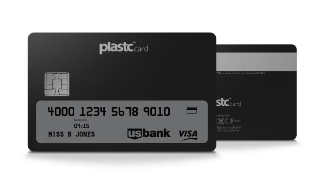 Plastc Smartcard