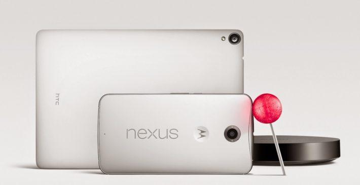 Google Nexus 6 and 9 Device Wrap-Up