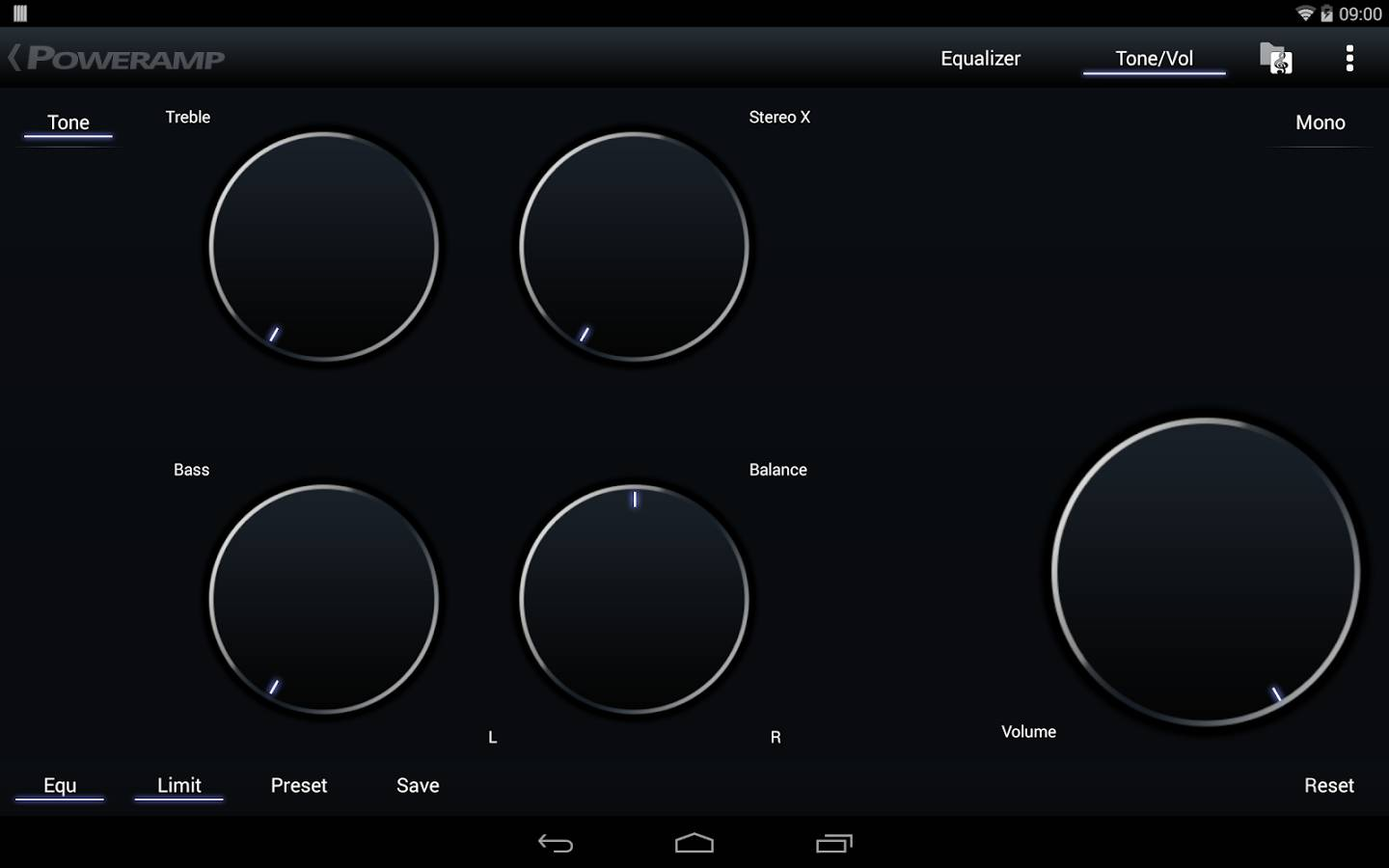 poweramp - 10 Best Music Player for Android with Equalizer 2017