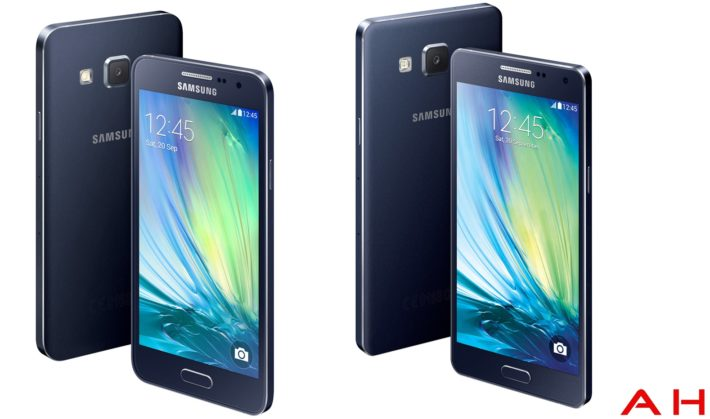 Samsung's Galaxy A3 And A5 Seem To Have A Significantly Weaker Strength Than The Galaxy S5