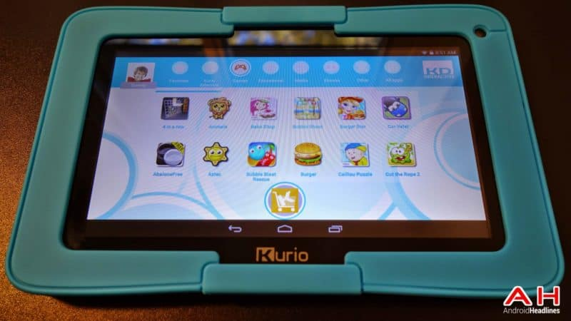 Featured review kurio xtreme tablet for kids androidheadlines com