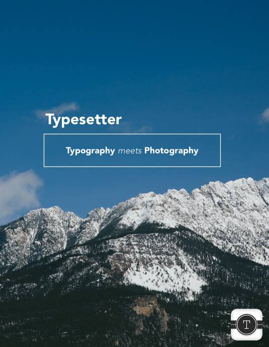 typesettermain