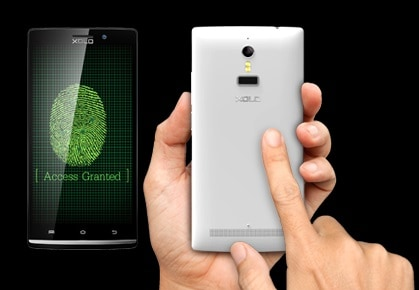 xolo q2100 fingerprint