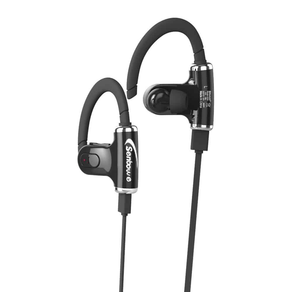 Senbowe Bluetooth 4.0 Double Earpieces