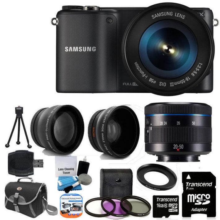 Deal: Samsung NX2000 Mirrorless Camera for $380 on eBay
