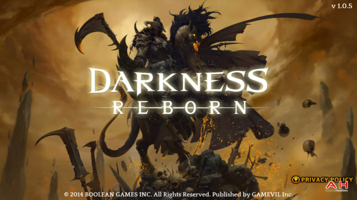 Android Game Of The Week: Darkness Reborn