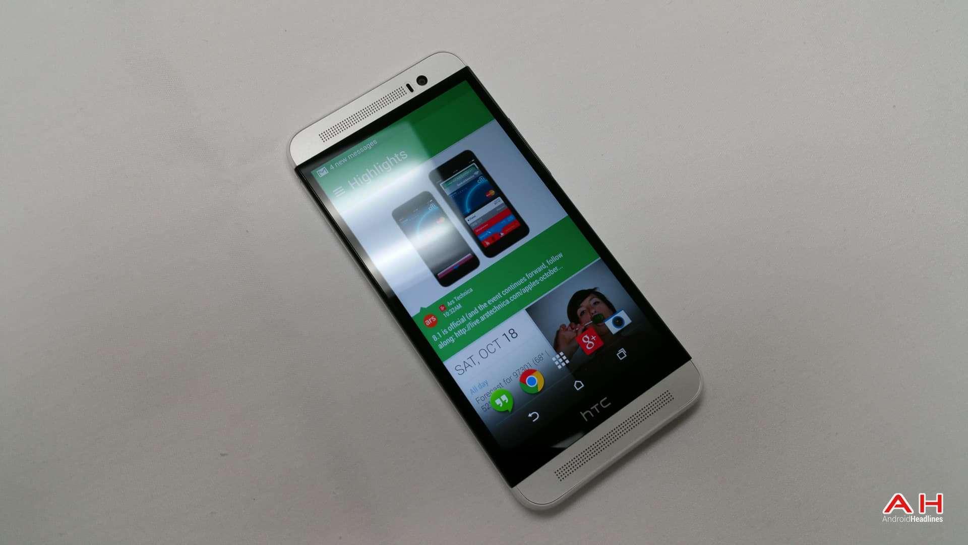 AH HTC One E8 3