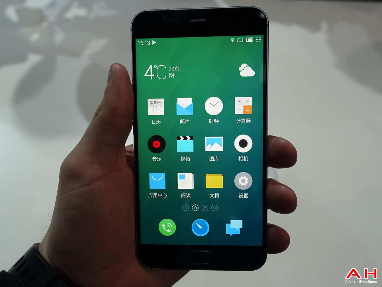 AH Meizu MX4 Pro hands On -1