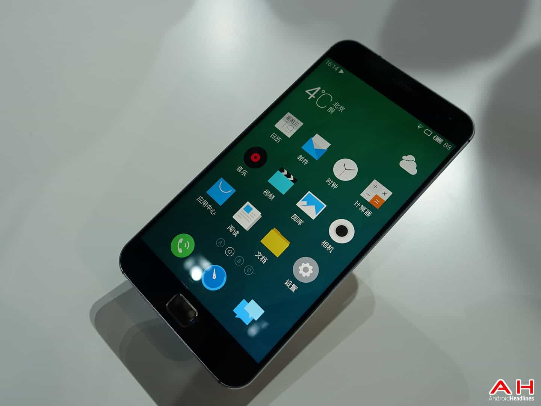 AH Meizu MX4 Pro hands On 11