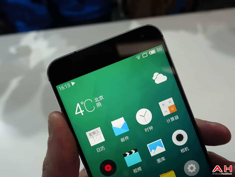 AH Meizu MX4 Pro hands On 2