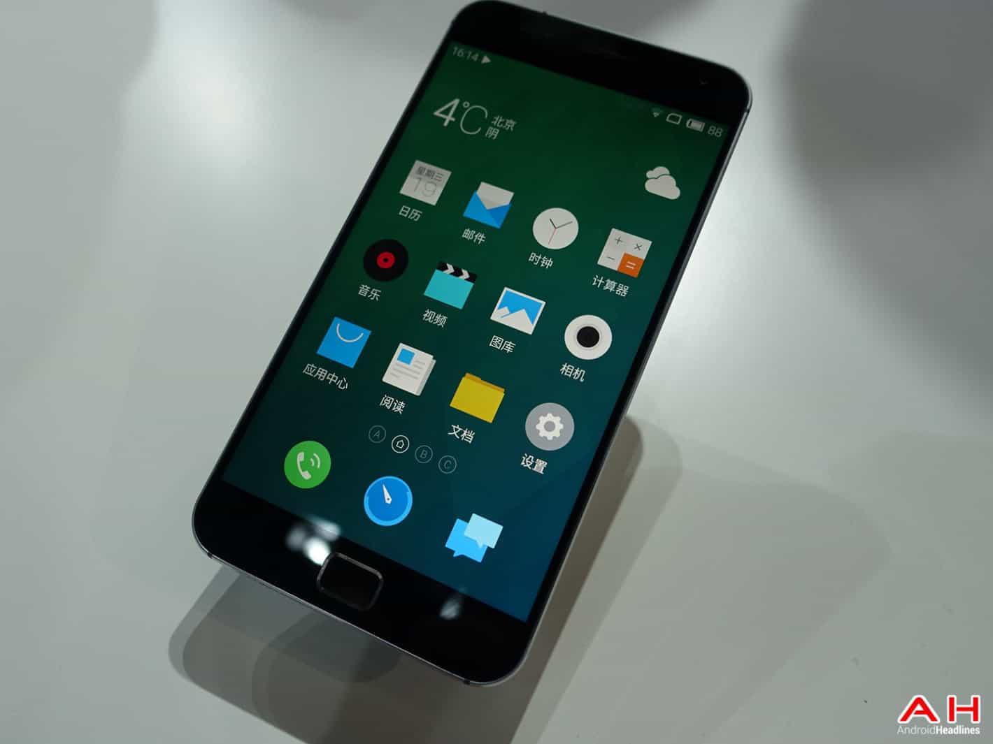 AH Meizu MX4 Pro hands On 9
