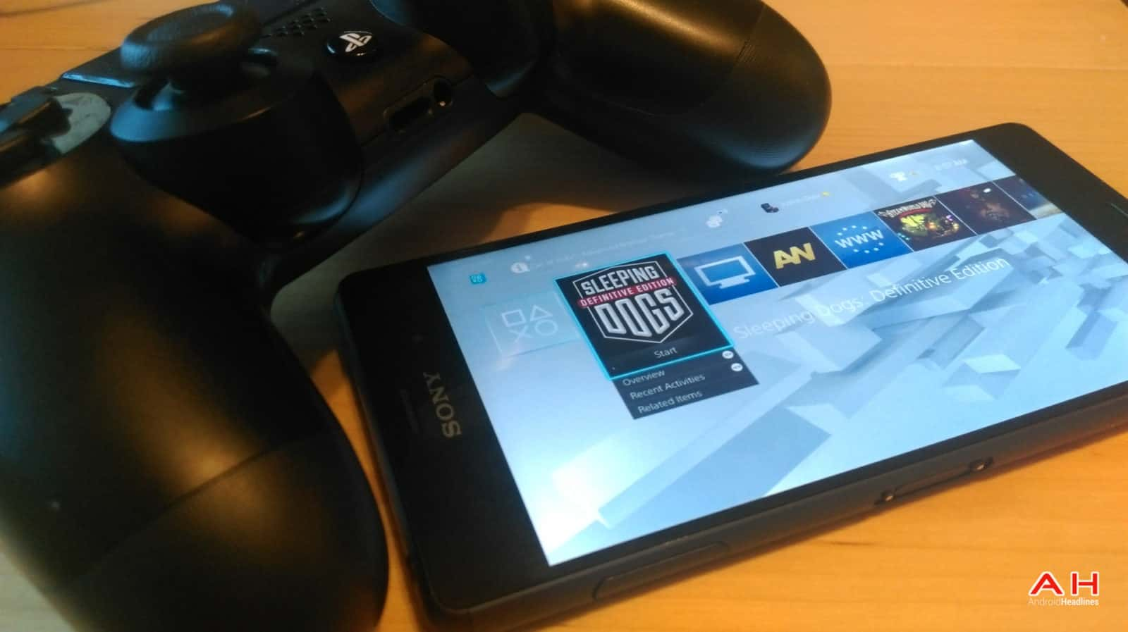 featured review ps4 remote play for sony xperia z3 androidheadlines