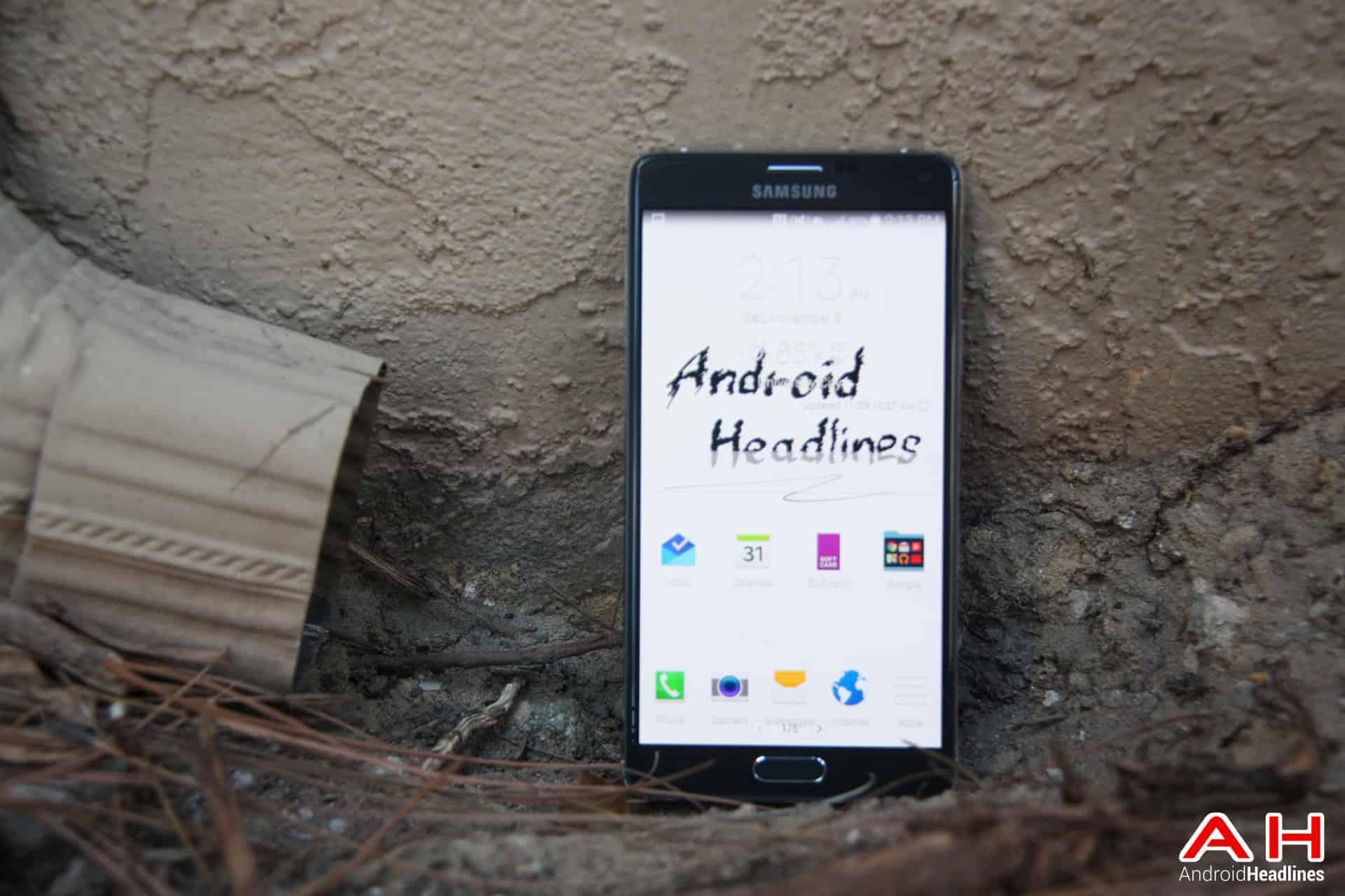 AH Samsung Galaxy Note 4 -1