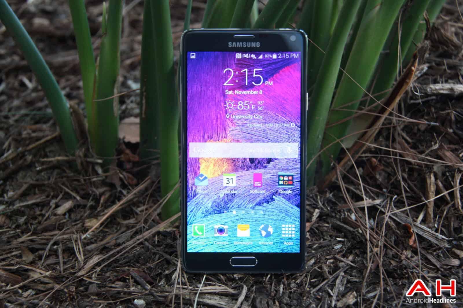 AH Samsung Galaxy Note 4 - 1