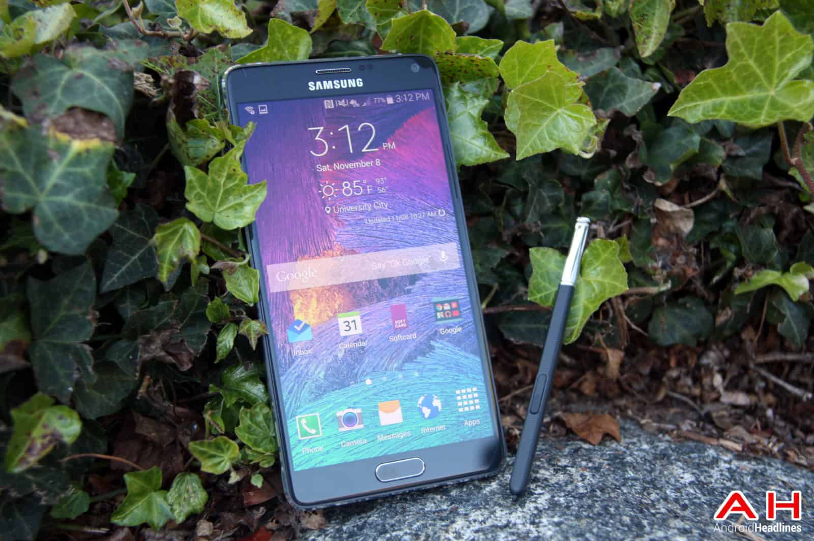 AH Samsung Galaxy Note 4