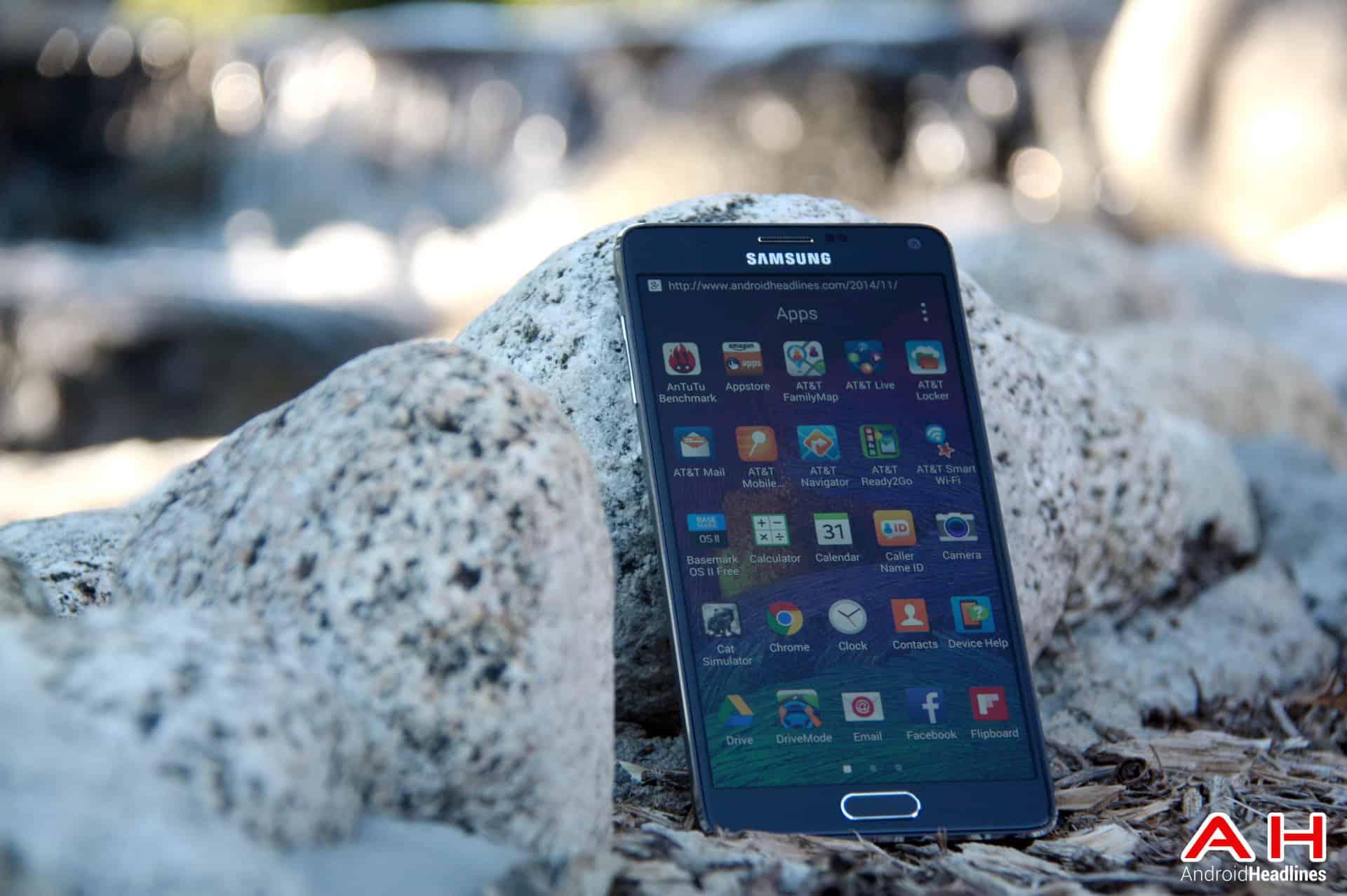 AH Samsung Galaxy Note 4 - 3