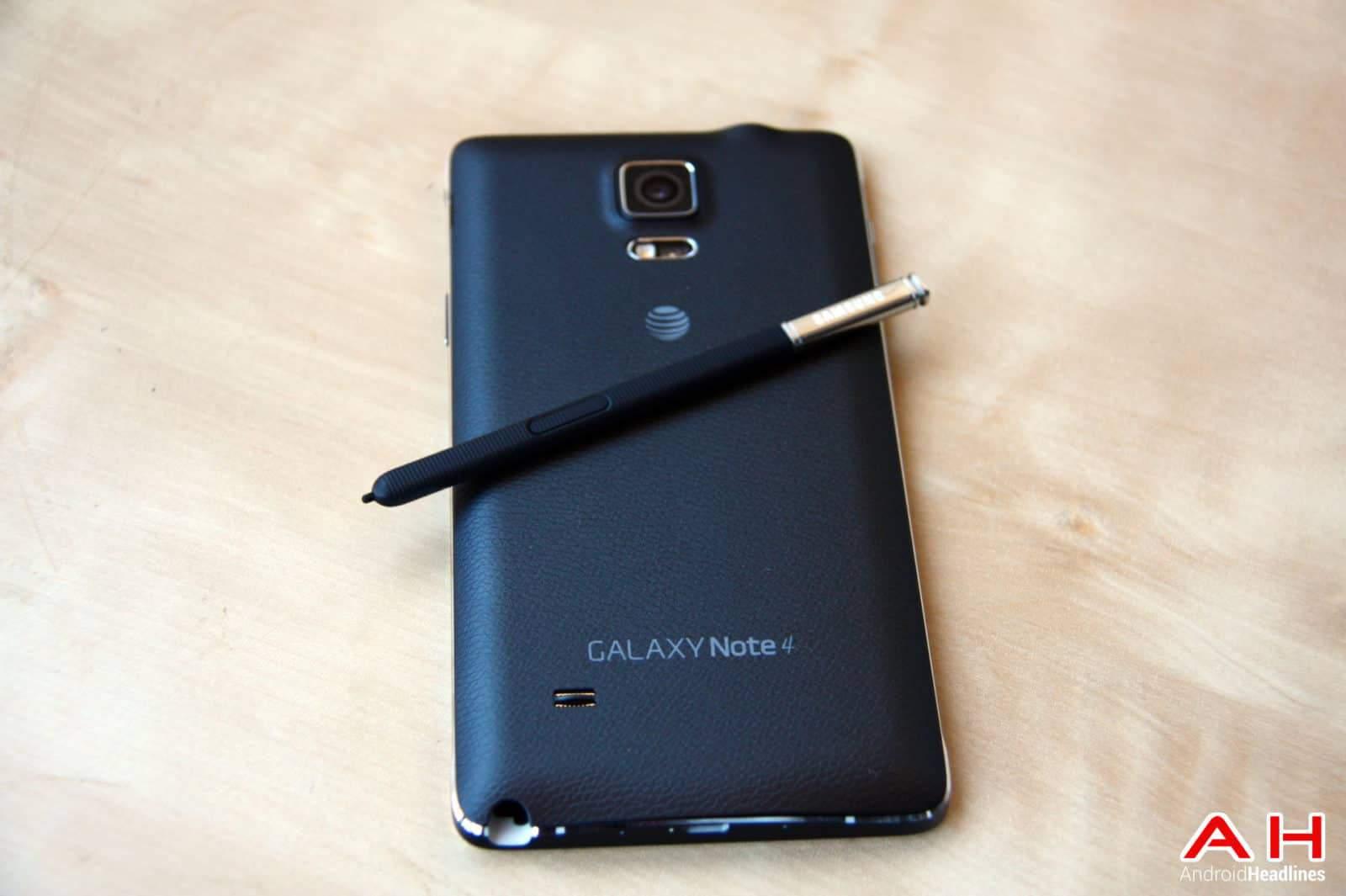 AH Samsung Galaxy Note 4 - 7