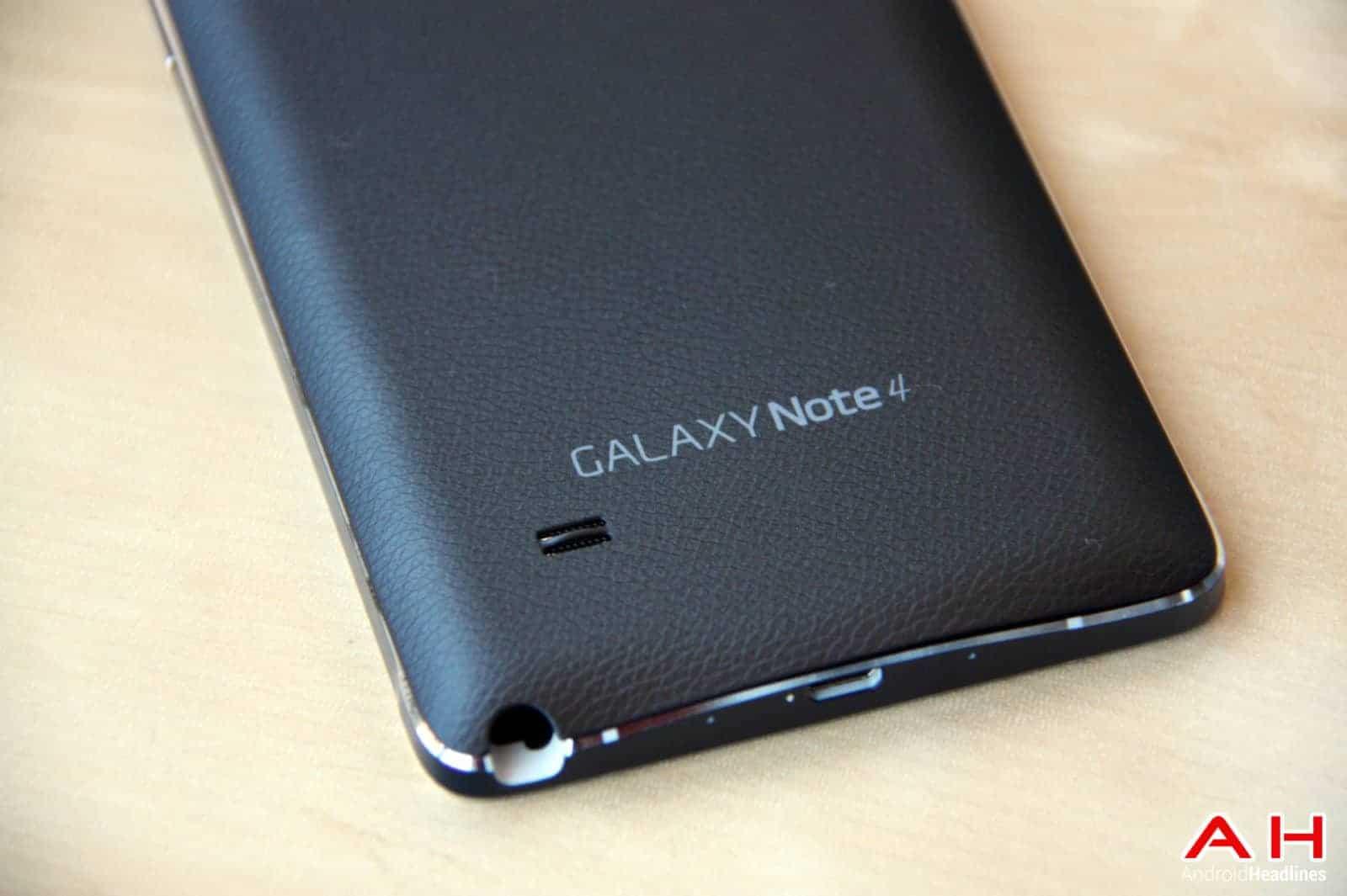 AH Samsung Galaxy Note 4 - 8