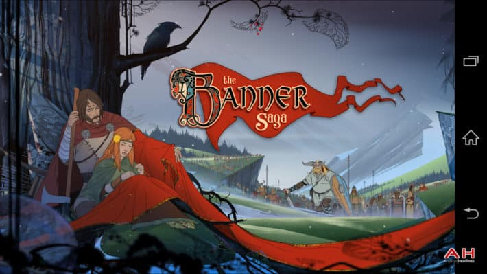 Android Game Of The Week: The Banner Saga