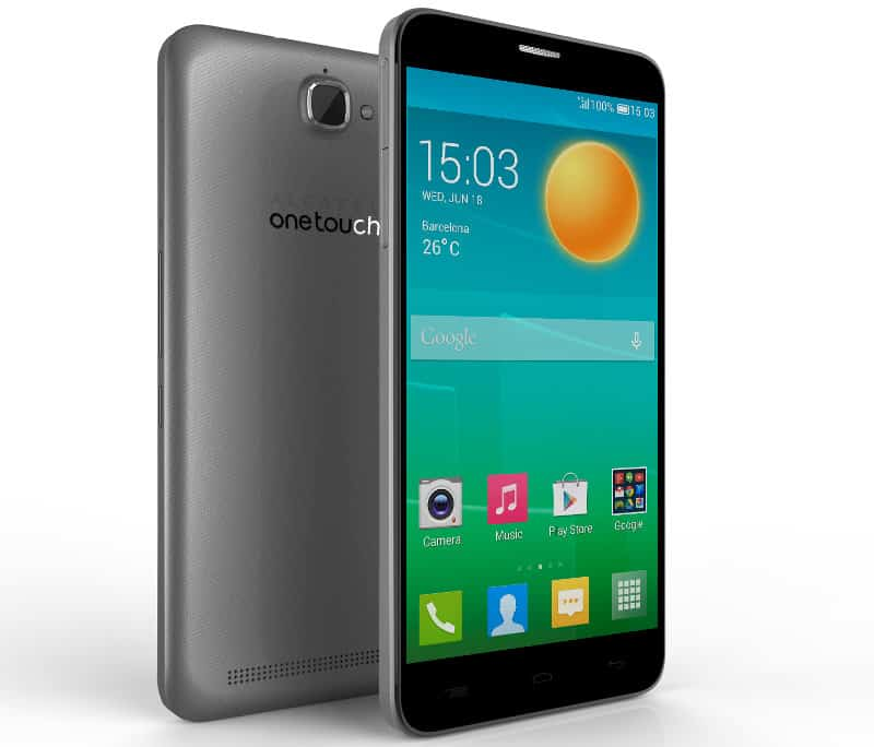 Alcatel One Touch Flash_1