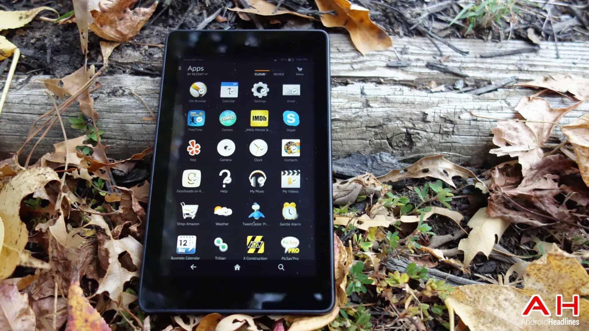 Amazon Kindle Fire HD 6 -2