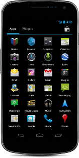 Android 4.0 ICS android.com 4