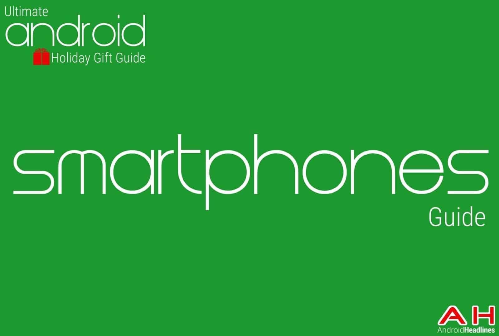 Android Smartphones Guide - Holiday Gift Guide Main Image