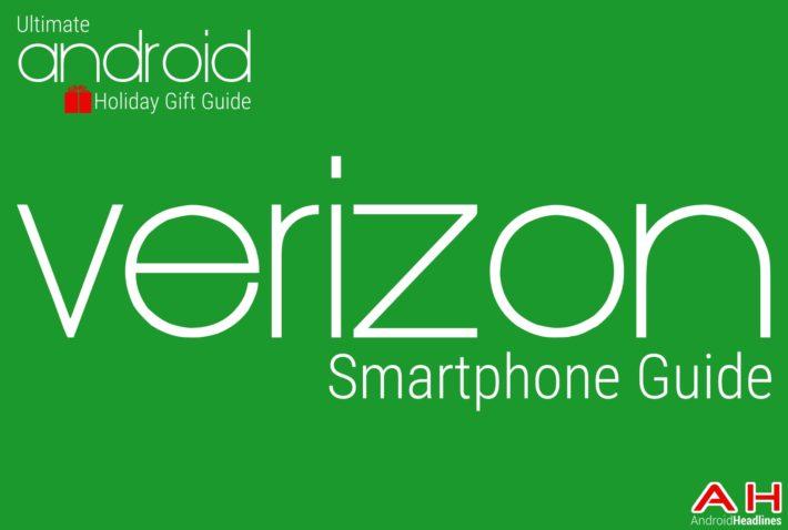 Holiday Gift Guide 2014-2015: Top 10 Best Verizon Wireless Smartphones